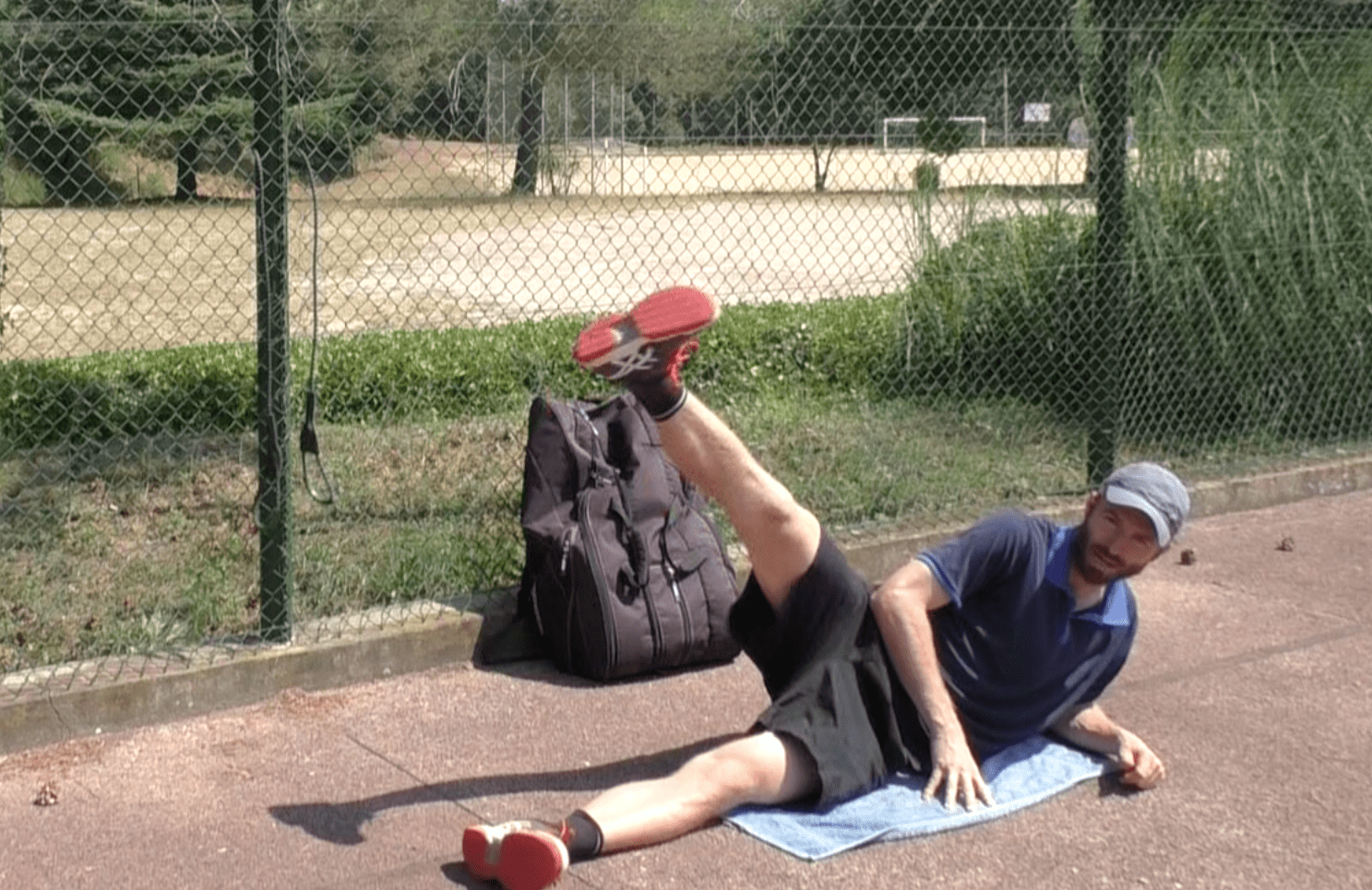 The Necessity Of Warm-Ups And Heating Up To Athletics – Sports