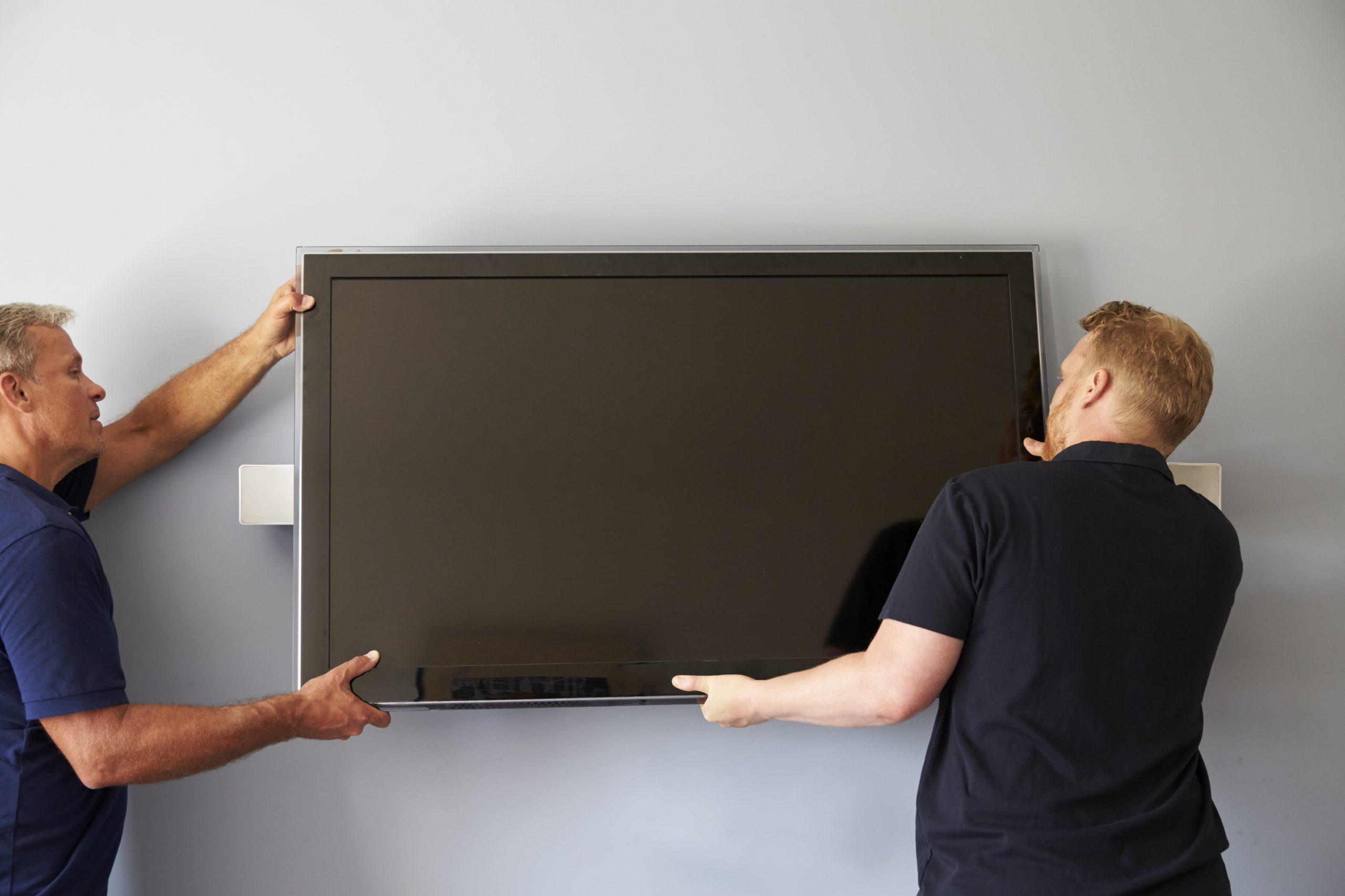 How To Mount A Tv On The Wall Properly?