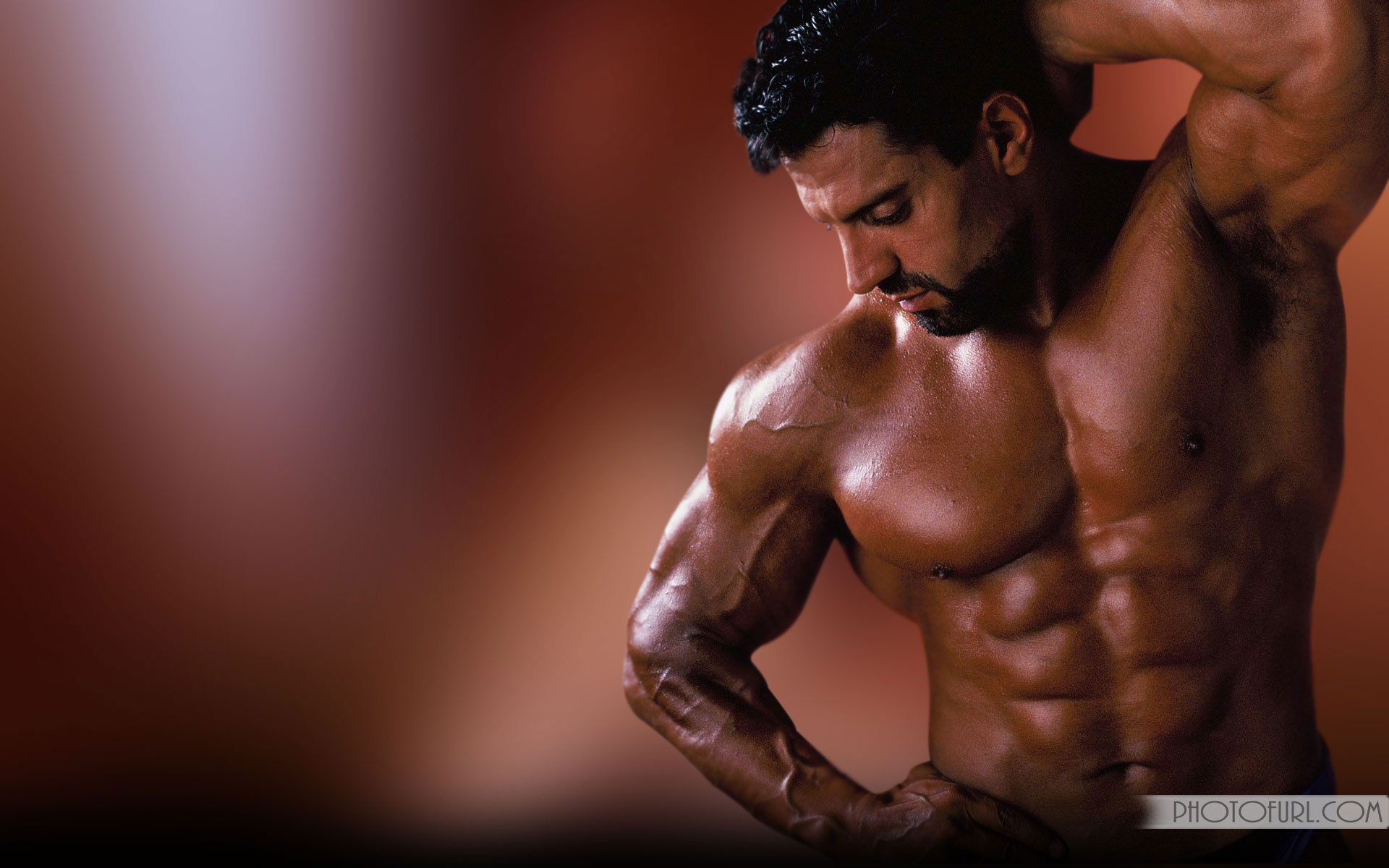 Create Your Own Motivational Body Building Photos
