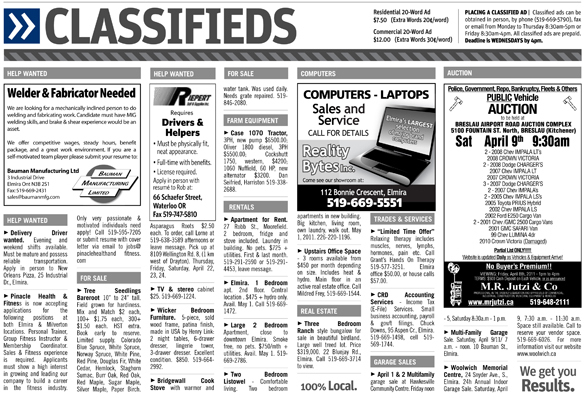 Free Classified Advertisements Are Post
