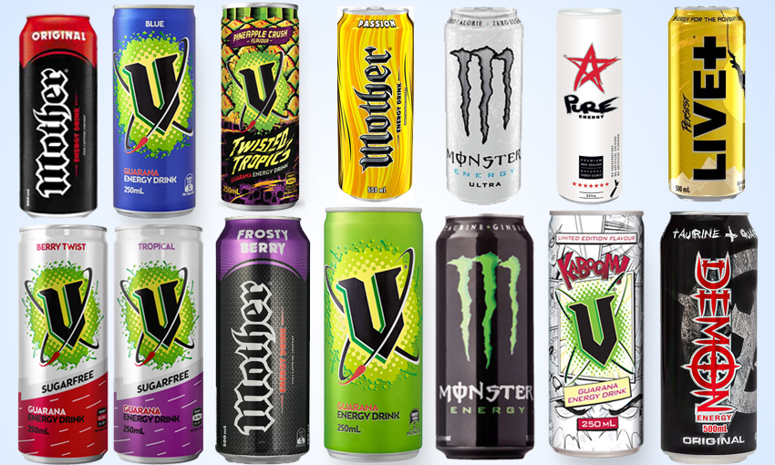 Carbonated Versus Non-carbonated Energy Drinks Archives
