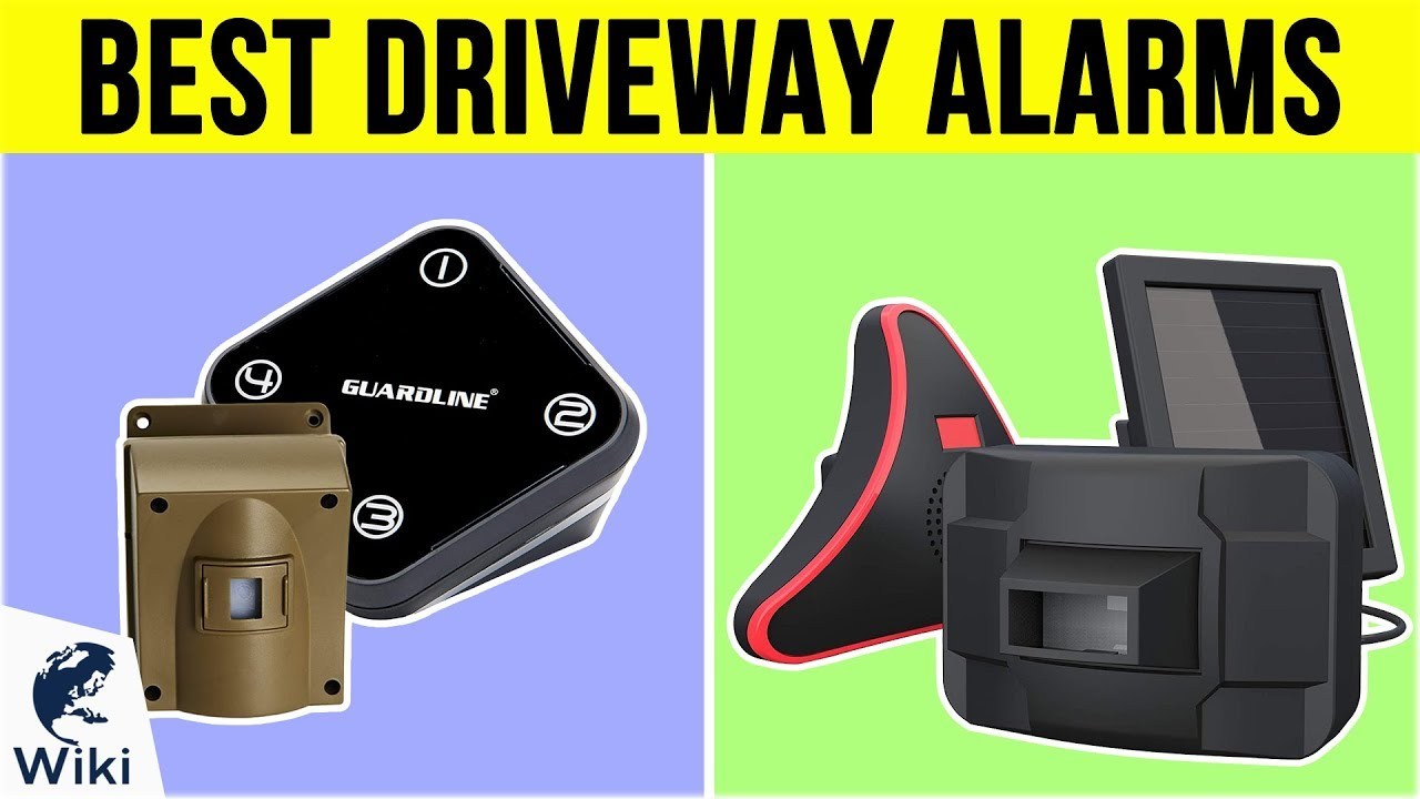 Greatest Driveway Alarm Overview