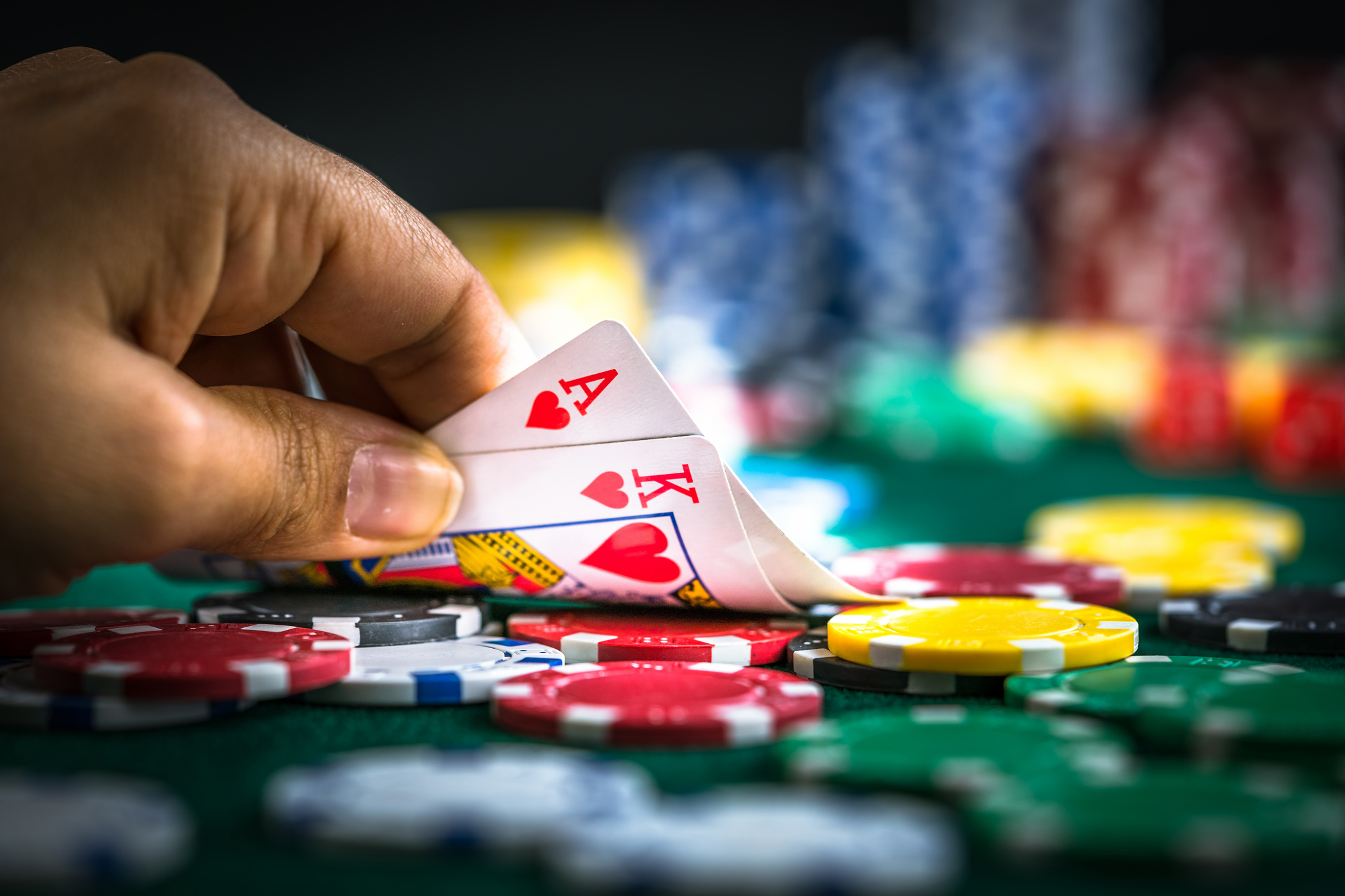 What You Must Have Asked Your Educators Concerning Gambling Online