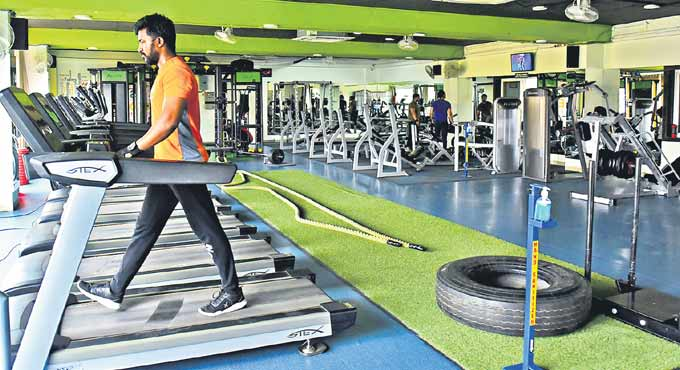 Ho To Do Gym Accessories For Men Without Leaving Your OfficeHouse