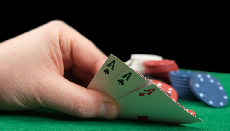 What You Must Have Requested Your Teachers About Gambling